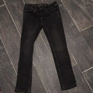 Other - Kids black stretchy skinny jeans